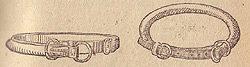 Ошейники затяжные (удавки)