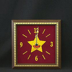 Часы-панно «Слава».
