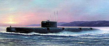 Подводная лодка К-431